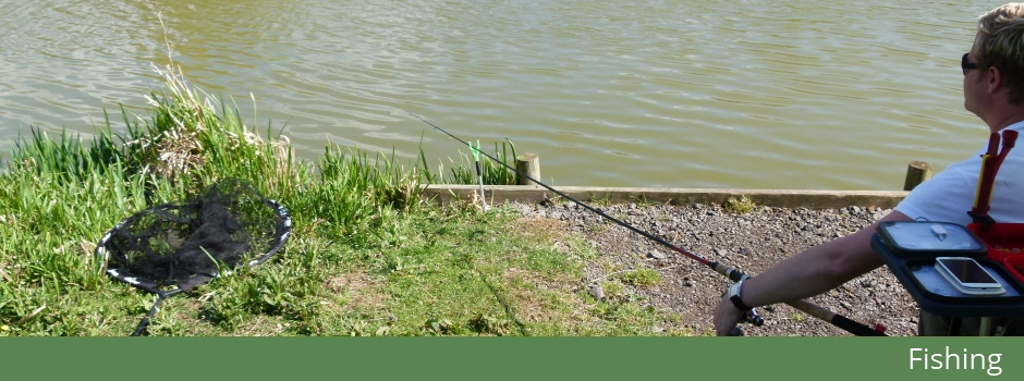Waterloo Farm Leisure Fishing